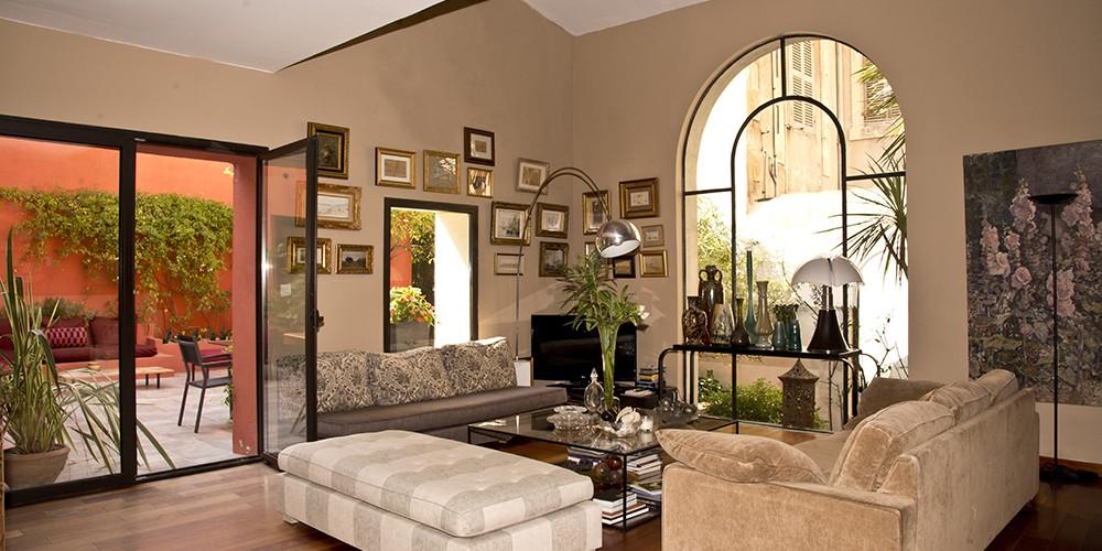 maison d 39 h tes marseille et chambres d 39 h tes de charme marseille saint victor pharo vieux port. Black Bedroom Furniture Sets. Home Design Ideas
